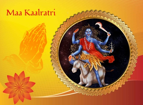 Maa Kalaratri- 7th Day of Navratri