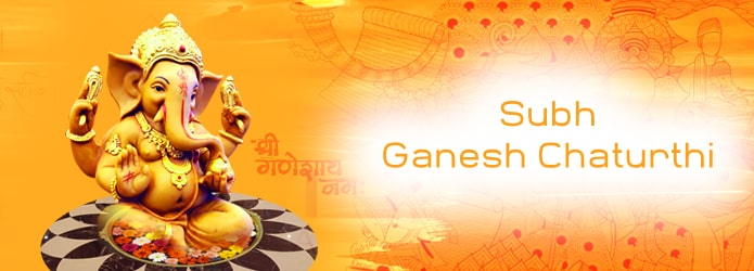 Ganesh Chaturthi 2019- 02nd September, Monday