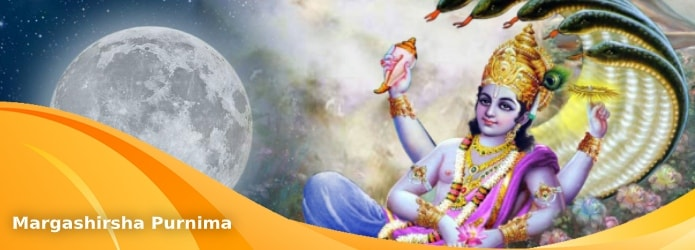 Margashirsha Purnima 2020 - Date and Fast Timing with Significance