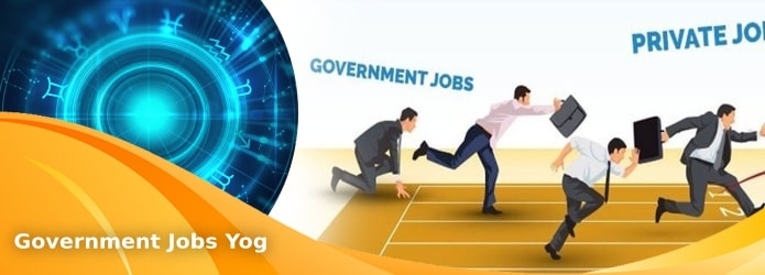 Career astrology prediction for Government Job